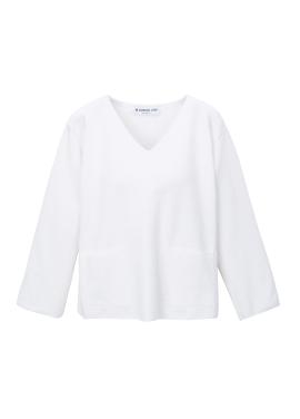 Big Pocket Point Pullover [김소연 착용]