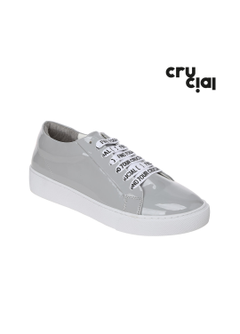 [CRUCIAL] ROMANCE SNEAKERS_GREY