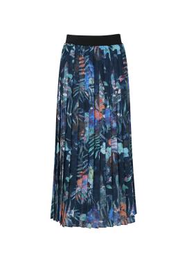 Tropical Flower Skirt