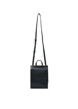 [INTERVIEW X LUCCICA] slope crossbody_BLACK