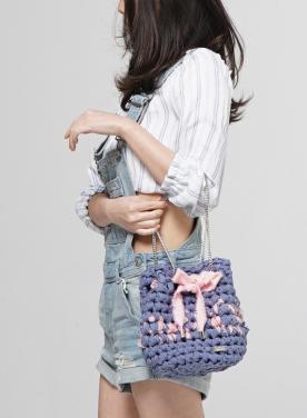 [APOCOFANFARE] bucket bag mix_3color