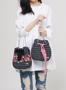 [APOCOFANFARE] bucket bag basic_3color