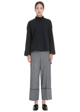 Roll-Up Point Pants