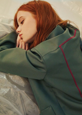 [CLUE DE CLARE/30%]이요원, 현아 착용 field jacket
