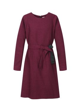 Ribbon Detail Dress <br>[이여진 착용]