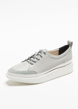 [16AW] WITE A05 - GREY SNEAKERS