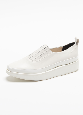 [16AW] WITE A12- CREAM LOAFER
