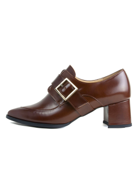 [NONETHELESS] LOAFER N6-F22/BR