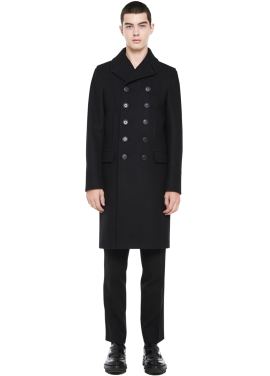 [MILLOGLEM/역시즌50%SALE]blitz coat_black