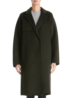 Handmade Basic Long Coat