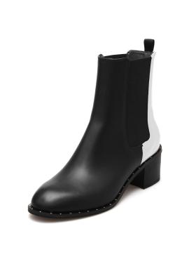 [LORRETTA] BOOTS L628545 Firenze WHITE (5cm)
