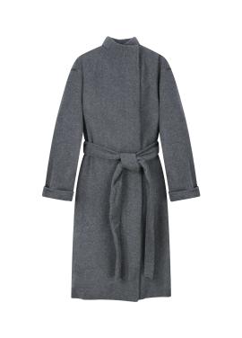 Handmade Belted Long Coat [이수경/임주은 착용]
