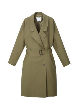 [특가] Oversized Basic Trench Coat