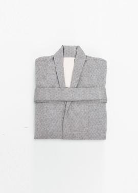 [SAFE SUNDAY/30%SALE] Homewear Robe_Jacquard Khaki