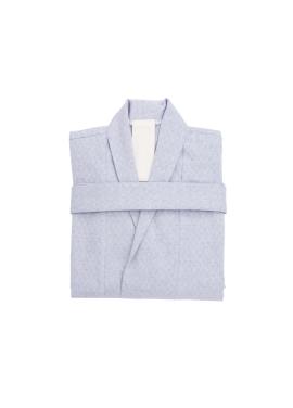 [SAFE SUNDAY/30%SALE] Homewear Robe_Jacquard Sky