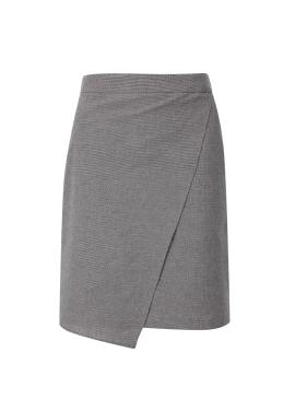 Classic Mood Wrap Skirt