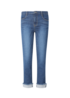★Washing Roll-Up Jeans
