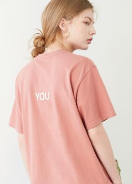 Spend T- shirt Pink