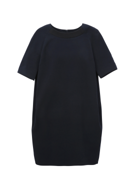 [단독40%] Simple Mini Dress