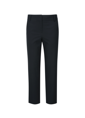 Basic Straight Fit Slacks