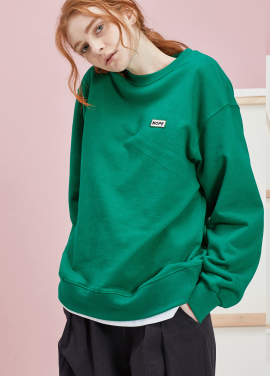 [ANEDIT 봄세일 30%]P SMALL NOPE SWEATS_GR