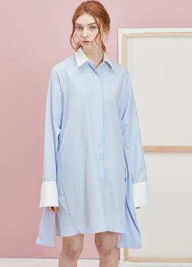 [ANEDIT 봄세일 20%]P CLERIC SHIRTS DRESS_SK
