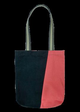 [DELICUSH] Shoulder Bag_ Pink Gray