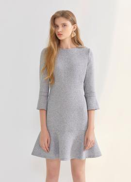 ◆ Feminine Flare Dress