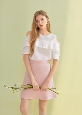 ◆ Peplum Skirt