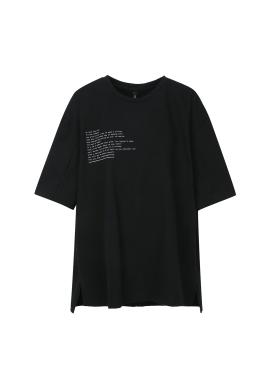 Typography Print T-shirts