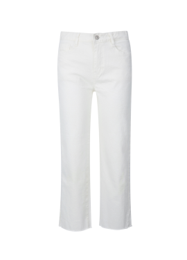 ★ White Cutting Pants