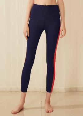 [SURFEA/10%]  Two-block swim leggings_Orange