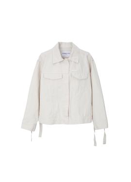 [균일가] Linen Pocket Jacket [정유미 착용]