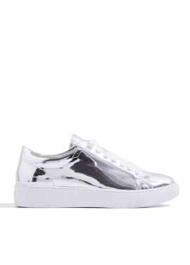 [CRUCIAL] AGAPE SNEAKERS - SILVER