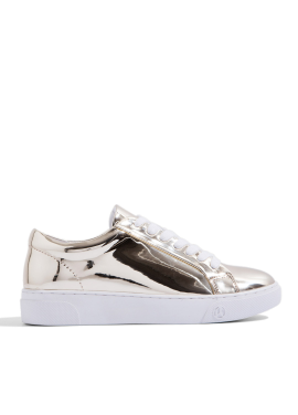 [CRUCIAL] AGAPE SNEAKERS - GOLD