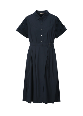 ◈ Shirts Long Dress