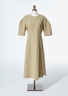 Amelie half moon dress