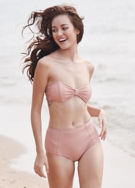 [5PENING/30%SALE] Rosie Top - Antique Pink