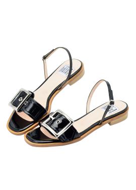 [LORRETTA] SANDAL Wicked Sandal L733402 black (2cm)
