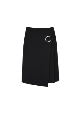 O Ring Wrap Skirt