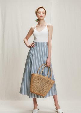 [05/31까지 5%할인+5%쿠폰]V knit sleeveless