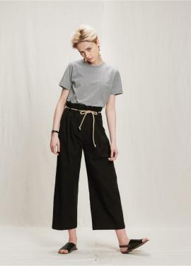 [05/31까지 5%할인+5%쿠폰]wide string long pants
