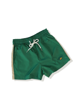 [SAINTLESS/30%] SPORTS SHORTS_GREEN