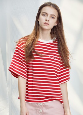 [ANEDIT/20%SALE]D STRIPE TSHIRTS_RE