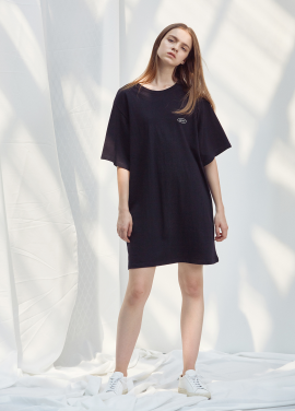 [ANEDIT/20%SALE]D TSHIRTS DRESS_BK