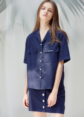 [ANEDIT/20%SALE]D POCKET SHIRTS_NV