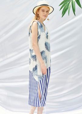 [SALON DE YOHN/20%SALE]Sleeveless Dress_White