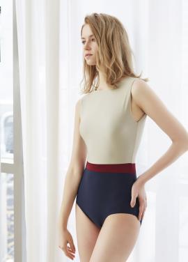 [5PENING] 17 Fiona Suit H - Beige/Navy