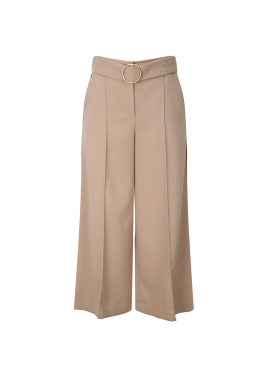 O-ring Wide Pants
