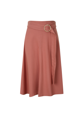 O-ring Belt Skirt